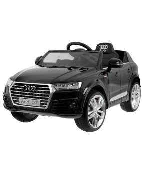Elektrické autíčko Audi Q7 2.4 G lakované čierne